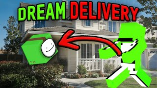 If Dream Was A Delivery Man (Insane Parkour)