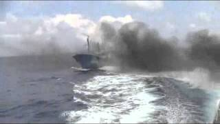 領海侵犯、海賊漁船 (sengoku88アップロード)