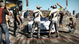 Need For Speed Shift 2 Unleashed DLC SpeedHunters Race 06 USA Drag Challenge