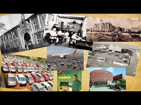 Conglomerates Then & Now | The Tata Group