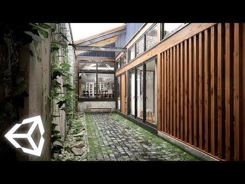 INSANE GRAPHICS IN UNITY 2018!   Interior Demo with ArchVizPRO (VR-friendly!)