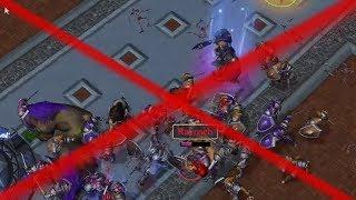 Paweł chciał oszukać i użyć czitów - Warcraft 3: Reforged / 10.01.2019 (#2)