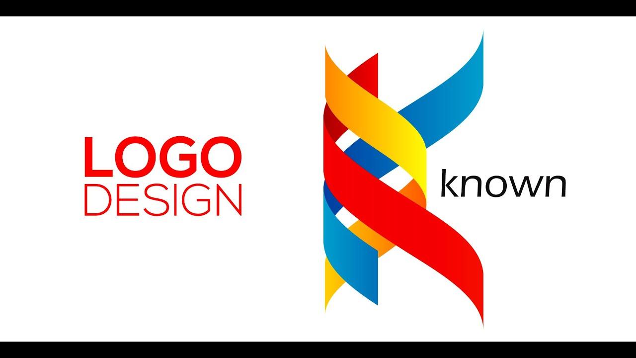 Professional Logo Design  Adobe Illustrator cs6 known  YouTube