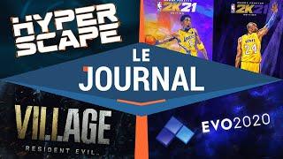 Hyper Scape, la nouvelle bombe d'Ubisoft ? 💣 | LE JOURNAL en plateau
