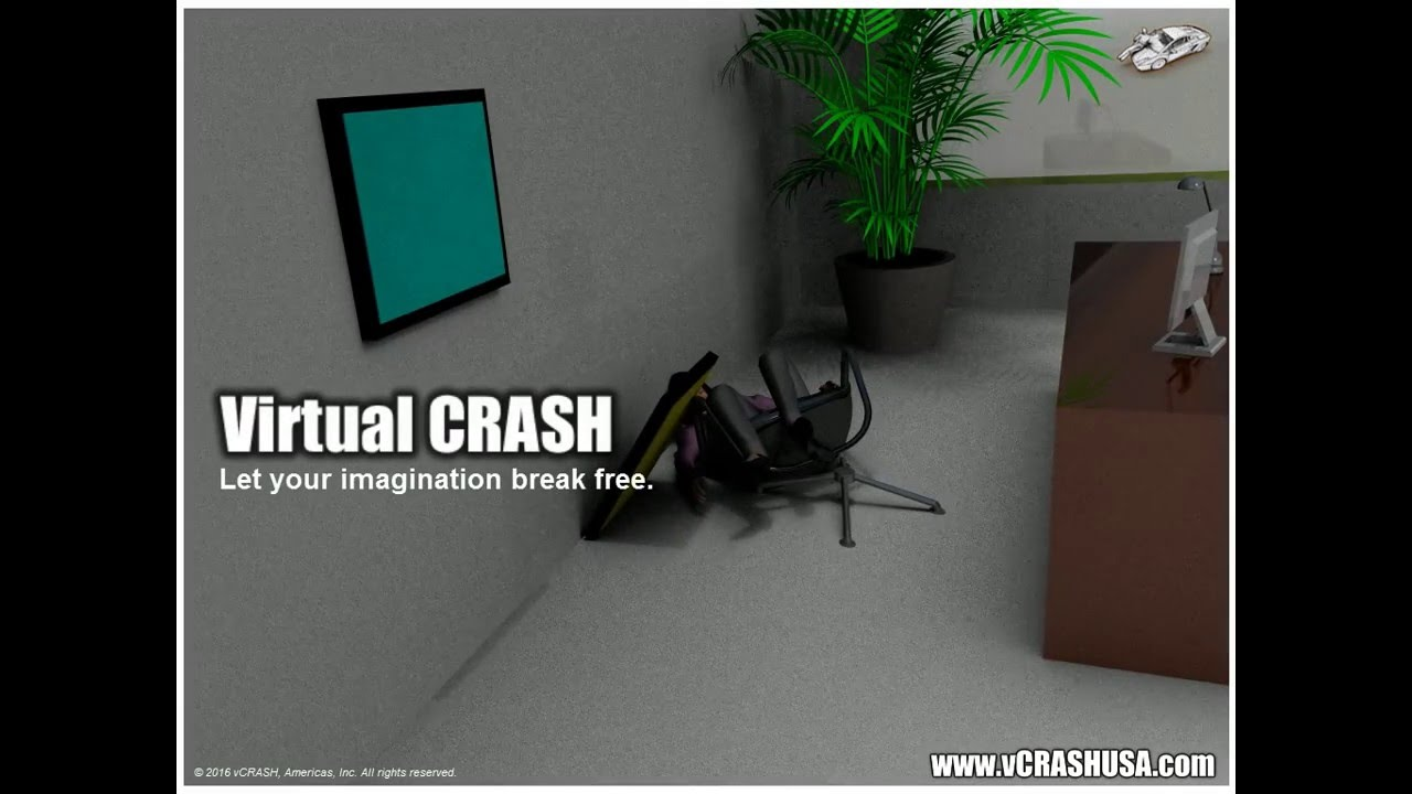 Virtual CRASH | Accident Reconstruction Software | Fall Simulation ...