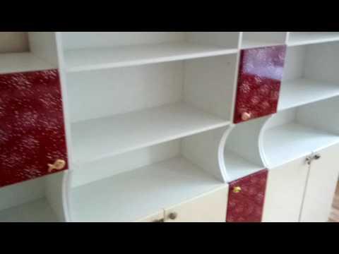 Мебель для детских садов с МДФ фасадами