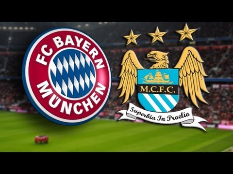Fc Bayern Vs Manchester City
