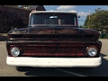 1963 C10 Rat Rod Cold Start