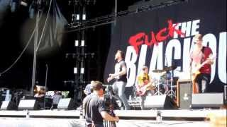 The Blackout - Start The Party (Live Melbourne Soundwave 1/3/13)