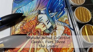 Baixar Youtube artist collective - Tarot- The Lovers