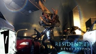 Resident Evil Revelations: Walkthrough / Detonado | Episódio #1 - Ataque Terrorista. (Video Game)