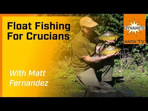 Float Fishing For Crucian Carp - The Do's And Don'ts
