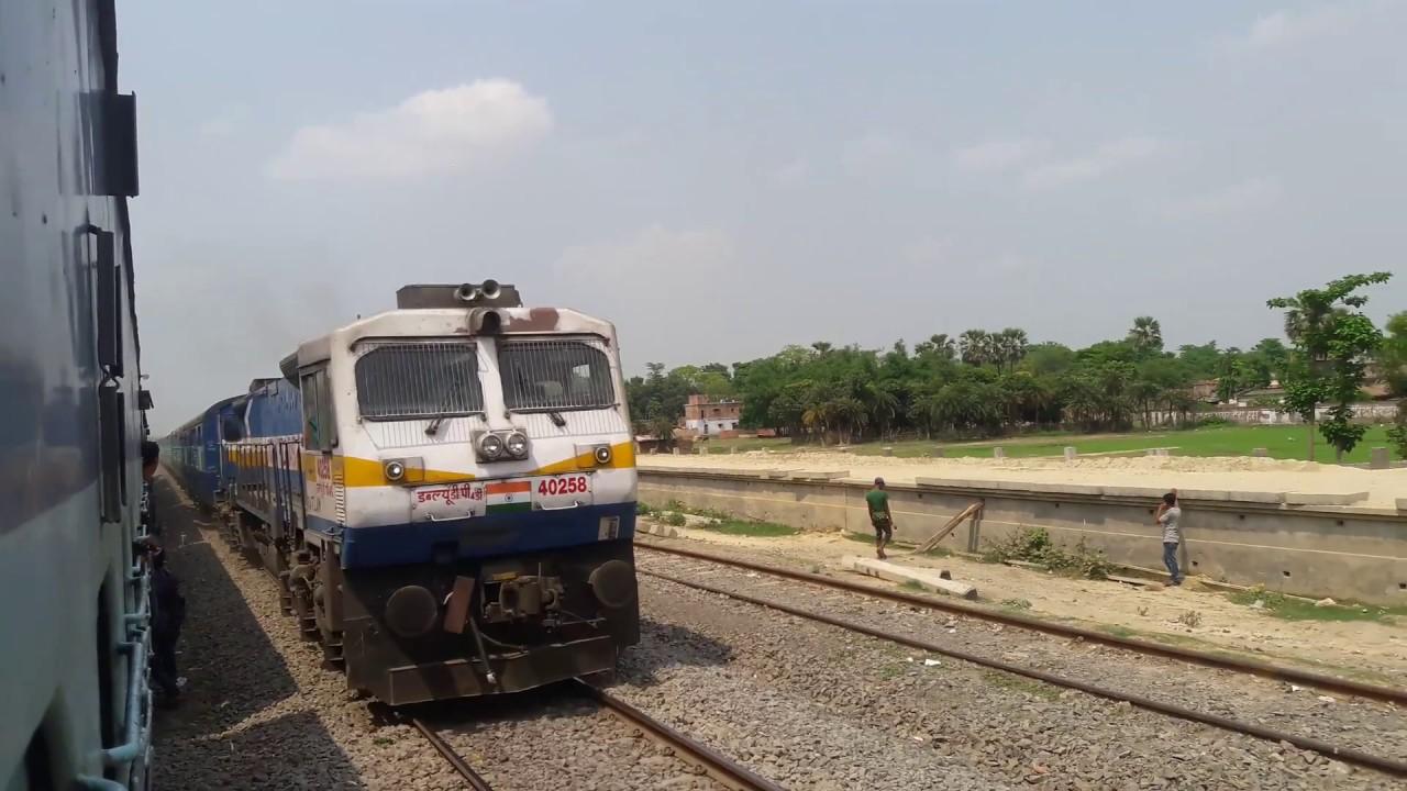 19166 Sabarmati Express skip Thalwara at full speed