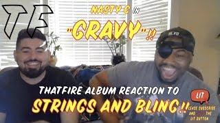 Nasty C   Gravy    Strings & Bling Album Review (Thatfire Reaction)