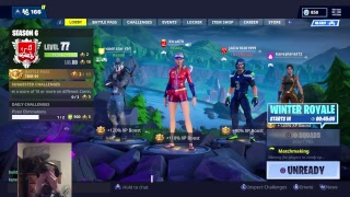 FORTNITE SEASON 6 STREAM I PLAYING WITH SUBS I 495 ' WINS I 'NEW' TARO SKIN I #OpTicRC
