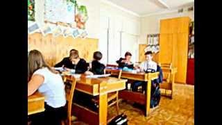 7-Б класс 2012 год. Начало урока  (мы лошааары)