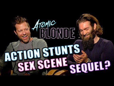 ATOMIC BLOND Exclusive Interview: David Leitch & Sam Hargrave