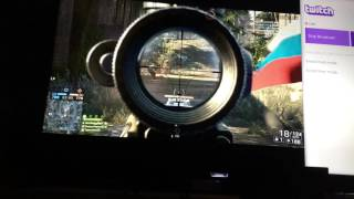 Vodafone 4G Gaming Test - Xbox One Twitch & Battlefield 4