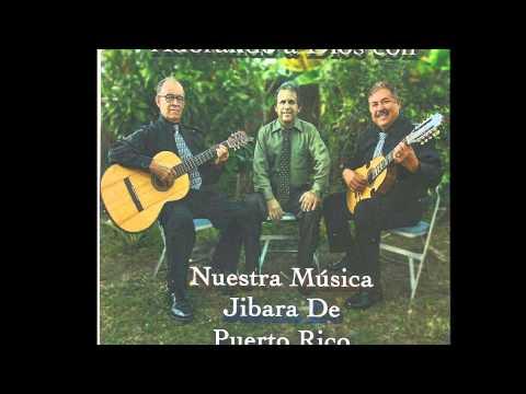 Anibal Hernández: Adorando A Dios: Música Jibara De Puerto Rico