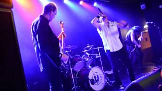 CRUCIFIXATION - VALOUS (o2 ACADEMY 29th March 2014)