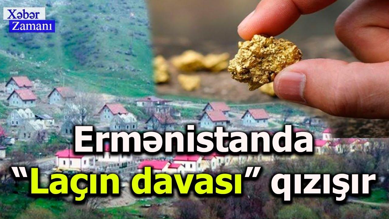 """Ermənistanda """"Laçın davası"""" qızışır"""