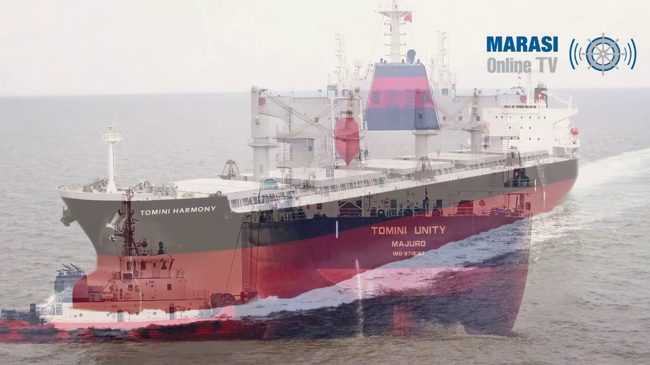 Tomini Shipping expands its fleet achieving world-class excellence