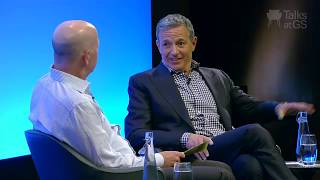 Bob Iger on what helped him in his career