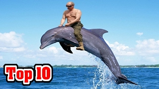 Top 10 Fastest DEEP SEA Creatures