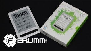 pocketbook Touch 622 - подробный видеообзор от сайта Ferumm.com