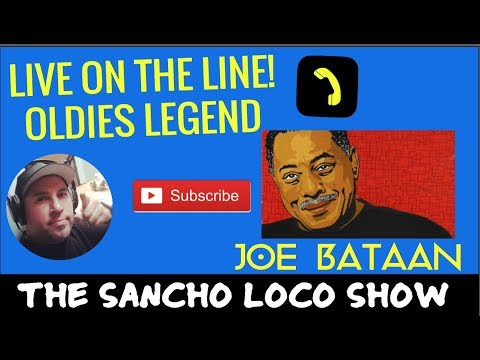 Part 1 Joe Bataan Talks About Life & Music & Ralphie Pagan