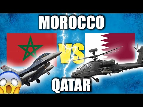 Morocco vs Qatar - Military Power Comparison 2021