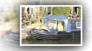 Narrow Boat, Design And Construction - Cauldon Boats