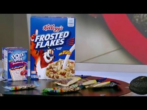 An avocado not 'healthy,' but Frosted Flakes is?