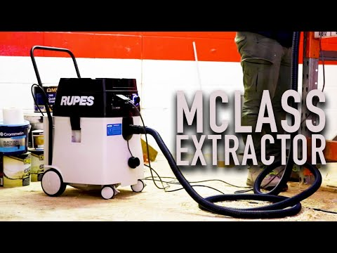 Powerful M Class 45 Litre Extractor From RUPES