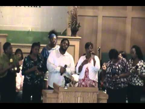 My Family Singing @ Living Water In Indy