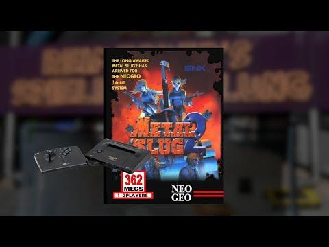Gameplay : Metal Slug 2 [NEO GEO]