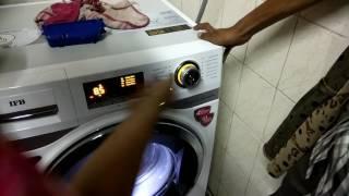 IFB Washing Machine Executive Plus 8.5kg How To Use