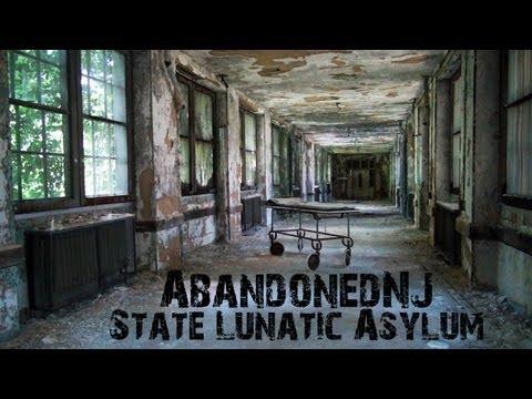 New Jersey State Lunatic Asylum