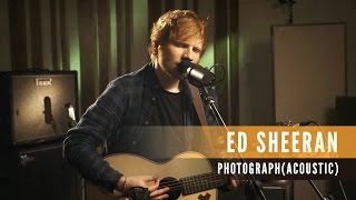 Ed Sheeran - Photograph  [Acoustic](, 2015-04-17T08:20:22.000Z)