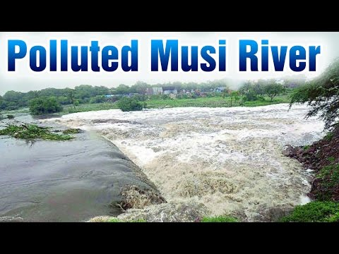 Water Pollution in Musi River - Janam Manam | HMTV News
