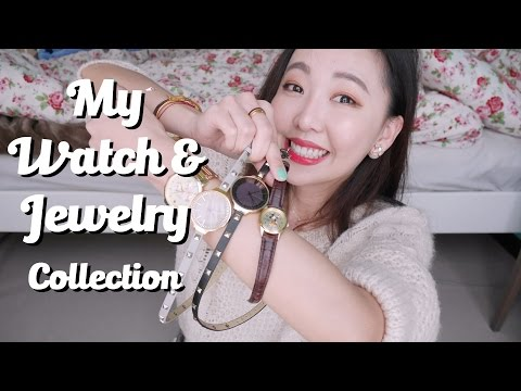 我的手錶與飾品!! My Watch & Jewelry Collection