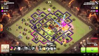 Clash of Clans - TH10 - Queen Walk, GoWiWi - War 87 vs MUS - Gooroomp vs #1