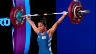 WOMEN 48kg A SNATCH / 2017 WEIGHTLIFTING WORLD CHAMPIONSHIPS