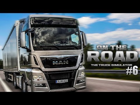ON THE ROAD #6: Gigaliner, SCANIA, Wirtschaftssystem, Multip