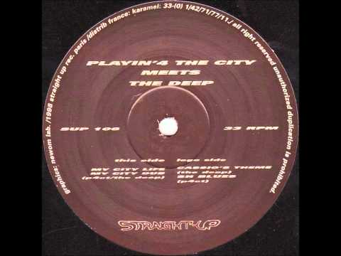 Playin' 4 The City - Sh Blues