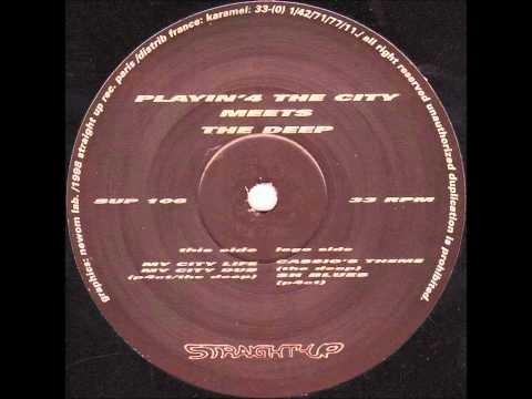 Playin' 4 The City - Sh Blues