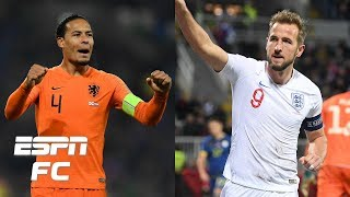 Do England and the Netherlands deserve to be considered Euro 2020 favorites?   ESPN FC