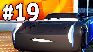 CARS 3 - The Videogame - Part 19 - Jackson Storm Nightmare!