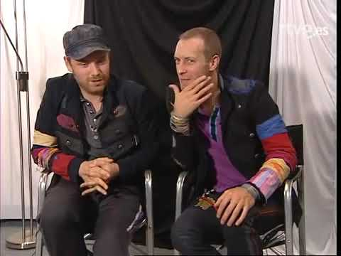 Coldplay explaining what Coldplay music is