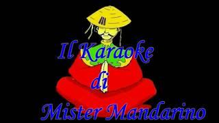 Fred Bongusto  -  Cantare . . . . . ( Karaoke italiano  -  Fair use )